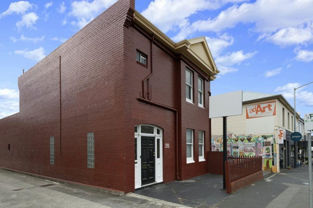 Image of property at 281 Elizabeth Street, North Hobart TAS 7000