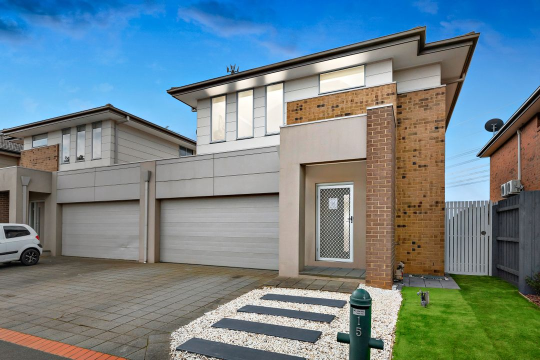 Image of property at 15 Amphion Street, Epping VIC 3076