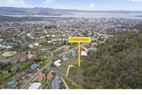 Image of property at 1A Ross Place 1 A Ross Place, Mount Stuart TAS 7000