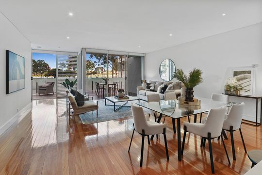 Image of property at 114/3 Darling Island Road, Pyrmont NSW 2009